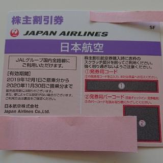 JAL(日本航空) - JAL株主割引券