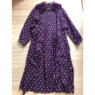 JaneMarple - ジェーンマープル quill pen grandma dress