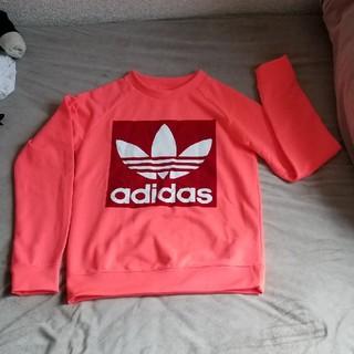 アディダス(adidas)のadidas長袖(Tシャツ(長袖/七分))
