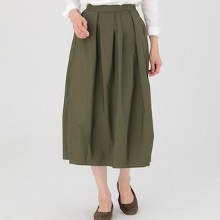 MUJI (無印良品) - 無印良品 MUJI バルーンスカート