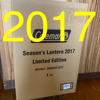 コールマン(Coleman)のコールマン シーズンズランタン2017 未開封新品(ライト/ランタン)