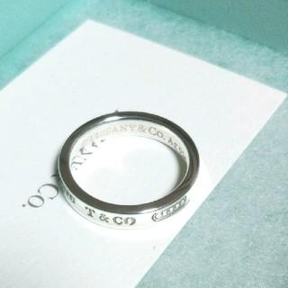 Tiffany & Co. - 新品ティファニーナローリング11号