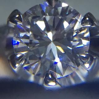 Fカラーです。 ダイヤモンド