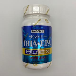 サントリー(サントリー)のDHA&EPA  セサミンEX  120粒(ビタミン)