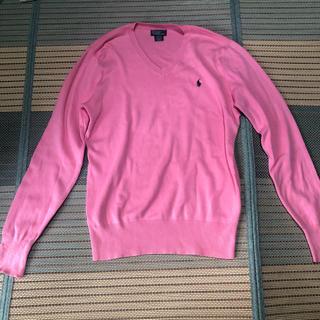 POLO RALPH LAUREN - ラルフローレン Ralph Lauren  セーター ピンク