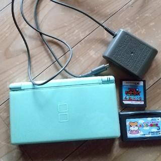 ニンテンドーDS - Nintendo DSLite中古+ソフト付
