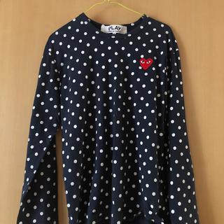 コムデギャルソン(COMME des GARCONS)のコムデギャルソンTシャツ(Tシャツ(長袖/七分))