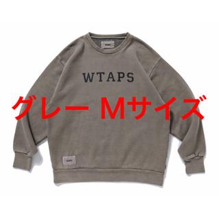 W)taps - WTAPS カレッジ デザイン クルーネック ダブルタップス