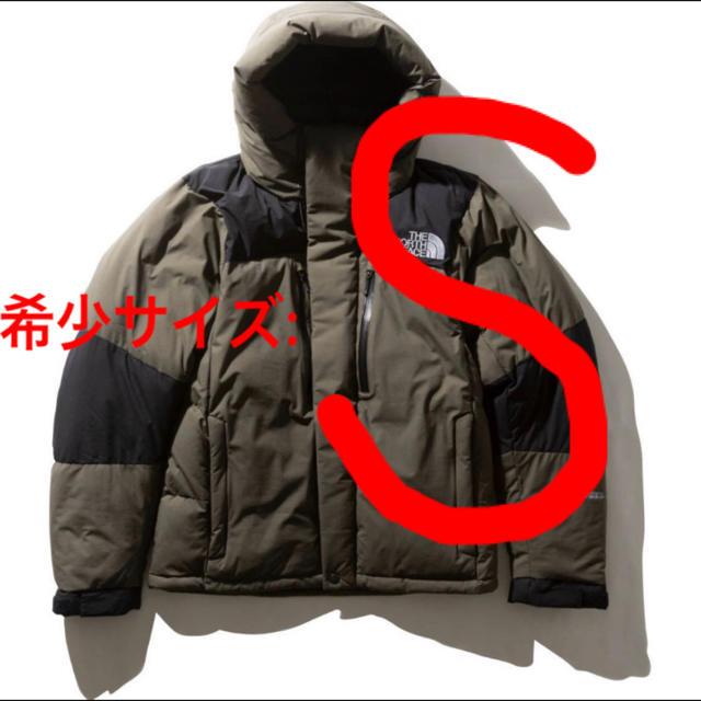 THE NORTH FACE(ザノースフェイス)のバルトロ 最安値 S バルトロジャケット ニュートープ メンズのジャケット/アウター(ダウンジャケット)の商品写真