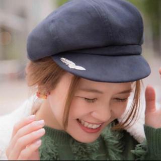 LAYMEE - AAA 宇野実彩子 LAYMEE キャスケット