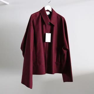 サンシー(SUNSEA)のyoke tokyo 19aw drizzler jacket S(ブルゾン)