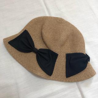 バーニーズニューヨーク(BARNEYS NEW YORK)のアシーナニューヨーク ガール エミリー M52-54(帽子)