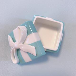 Tiffany & Co. - Tiffany& Co. 陶器小物入れ
