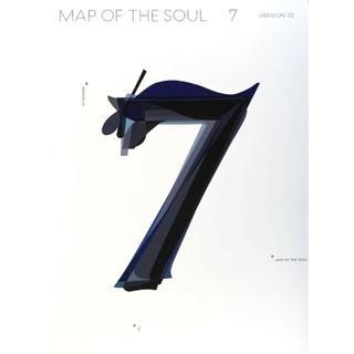 防弾少年団(BTS) - 💜BTS  アルバム BTS MAP OF SOUL : 7   バージョン2