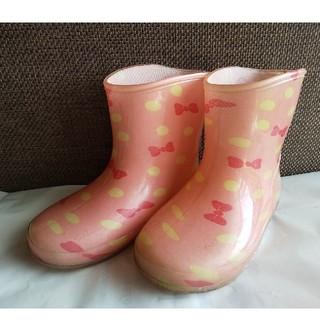 エーアーベー(eaB)の14㎝ BdeR ビーデアール エーアーベー e.a.B 長靴 レインブーツ(長靴/レインシューズ)