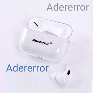 Adererror DIAGONAL airpods pro ケース clear