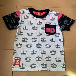 ベビードール(BABYDOLL)のベビードール 半袖(Tシャツ/カットソー)