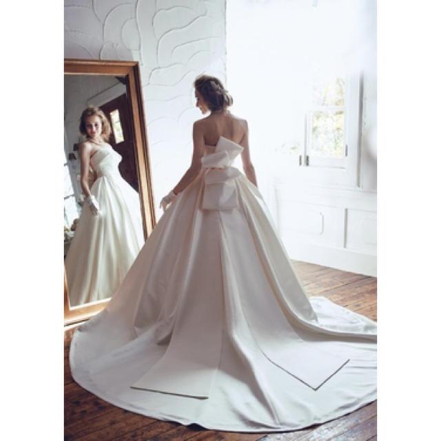 AIMER(エメ)のAimer ウェディングドレス シンプリシティ レディースのフォーマル/ドレス(ウェディングドレス)の商品写真