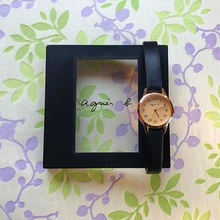 agnes b. - アニエス・ベー  ⑫   腕時計・稼動品✨
