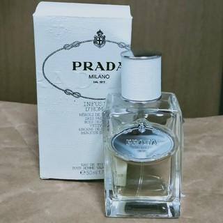 プラダ(PRADA)のPRADA プラダ インフュージョン オム 50ml 香水(香水(男性用))