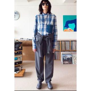 サンシー(SUNSEA)のSUNSEA ジャンプスーツ オールインワン 名作(シャツ)