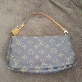 LOUIS VUITTON - LOUIS VUITTONミニハンドバッグ