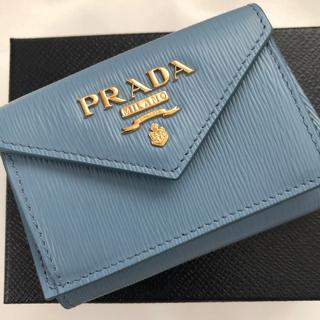 PRADA - PRADAの三つ折り財布