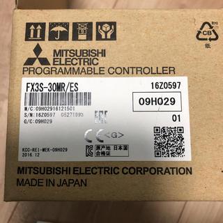 ミツビシデンキ(三菱電機)のFX3S-30MR/ES シーケンサ(その他)
