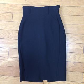 エゴイスト(EGOIST)のエゴイスト フィットタイトスカート(ひざ丈スカート)