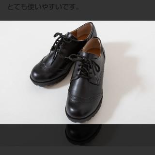 しまむら - 新品未使用 プチプラのあや しまむら 靴 シューズ 黒 LL