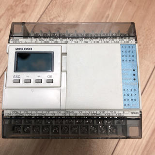 ミツビシデンキ(三菱電機)のシーケンサ FX1S-30MR(その他)