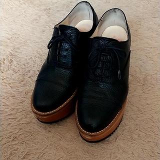 ヴィヴィアンウエストウッド(Vivienne Westwood)のヴィヴィアン シューズ 厚底(ローファー/革靴)