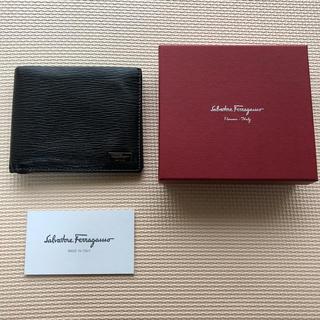 Salvatore Ferragamo - フェラガモ 二つ折財布