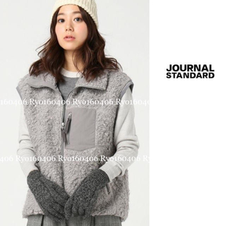 JOURNAL STANDARD - 新品同様⭐️31320円⭐️ジャーナルスタンダード/ニットベスト/グレー