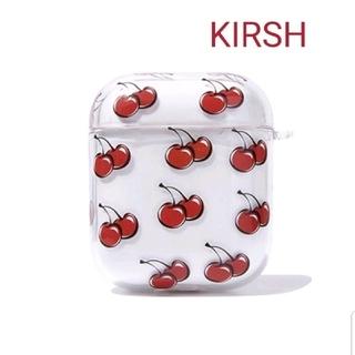 KIRSH キルシー チェリー airpods ケース クリア