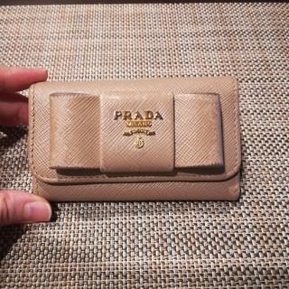 プラダ(PRADA)のプラダキーケース(キーケース)