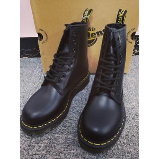 ドクターマーチン(Dr.Martens)のDr. Martensドクターマーチン ブーツ 8ホール 黒UK6(ブーツ)