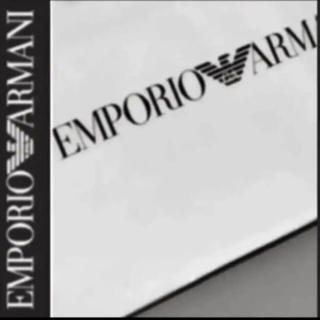 エンポリオアルマーニ(Emporio Armani)のエンポリオアルマーニ   ショッパーⓂ️(ショップ袋)