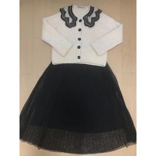 ZARA - ザラ トップス&スカート2点13,000円の品!一度だけ使用極美品!春オススメ