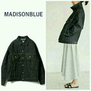 MADISONBLUE - 新品 マディソンブルー ビッグ デニムジャケット