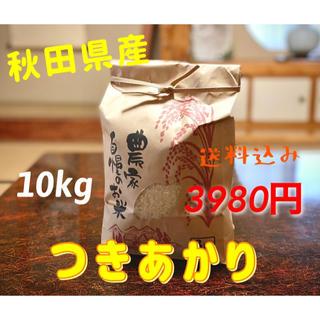 つきあかり 白米 上白米 極良食味 送料込み 10kg 米