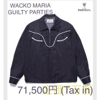 ワコマリア(WACKO MARIA)のWACKO MARIA WESTERN JACKET 50s(ブルゾン)