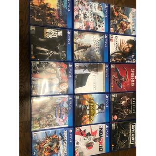 PlayStation4 - ゲームソフト 46枚セット