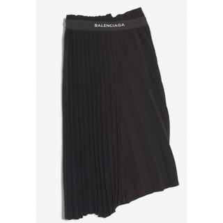 Balenciaga - 【美品】BALENCIAGA/バレンシアガ プリーツスカート