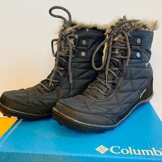 コロンビア(Columbia)の【新品未使用】Columbia レディーススノーシューズ 25cm(ブーツ)