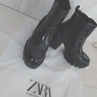 ZARA - ZARA  ショートブーツ