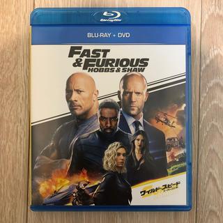 ワイルド・スピード/スーパーコンボ ブルーレイ+DVD Blu-ray(外国映画)