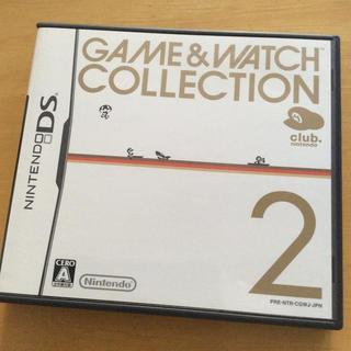 ニンテンドーDS - DSソフト GAME&WATCH COLLECTION2