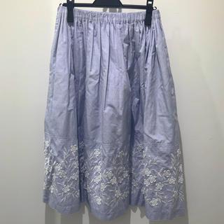 コムデギャルソン(COMME des GARCONS)のトリココムデギャルソン  スカート (ロングスカート)