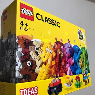 Lego - レゴ クラシック 11002 外箱無し、 薄型ダンボール梱包